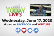 WATCH: Clark County TODAY LIVE • Wednesday, June 17, 2020