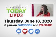 WATCH: Clark County TODAY LIVE • Thursday, June 18, 2020