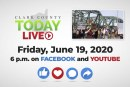 WATCH: Clark County TODAY LIVE • Friday, June 19, 2020