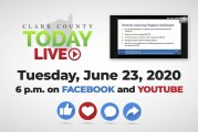 WATCH: Clark County TODAY LIVE • Tuesday, June 23, 2020