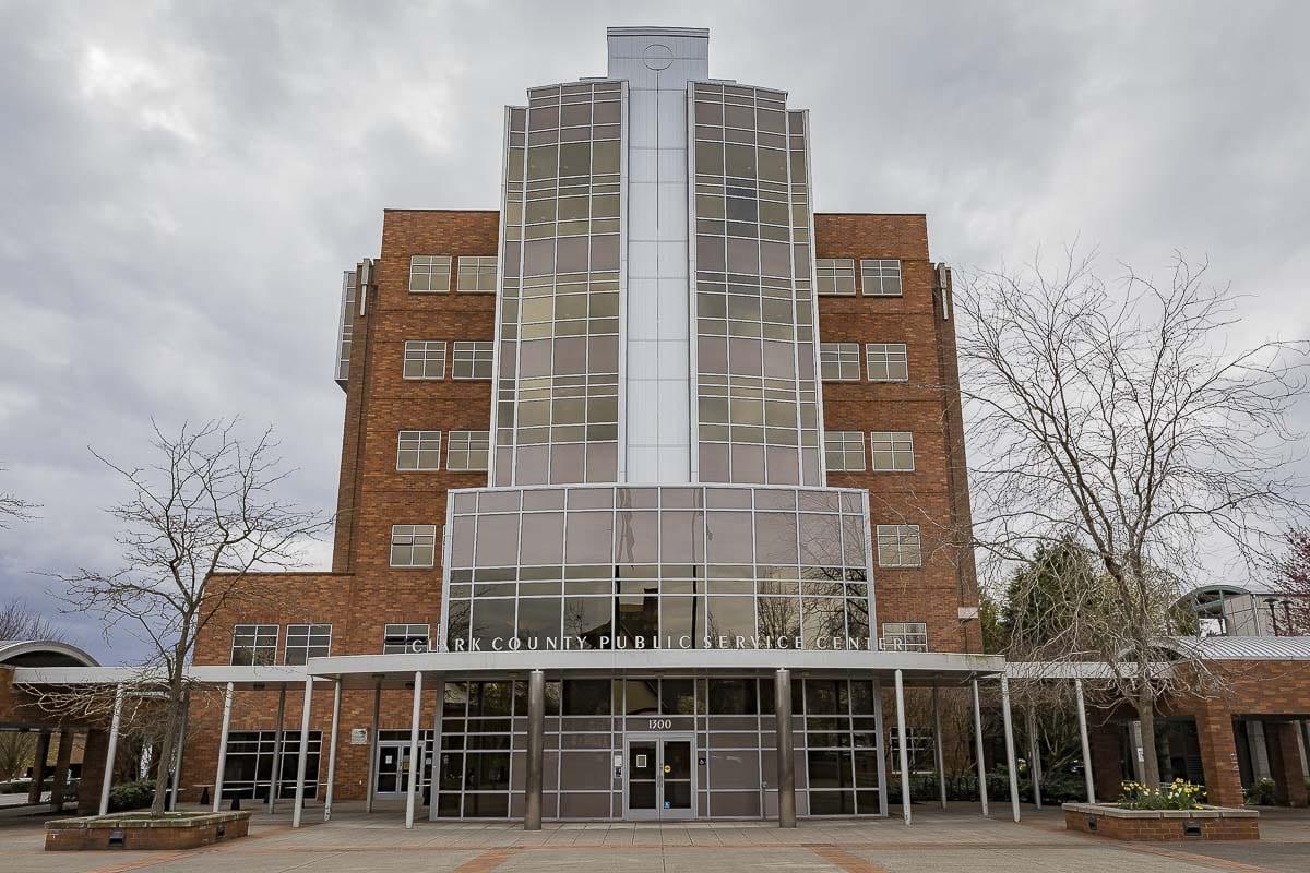 Clark County Public Service Center. File photo