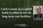 Clark County faces uphill battle in effort to test all long-term care facilities