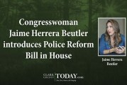 Congresswoman Jaime Herrera Beutler introduces Police Reform Bill in House