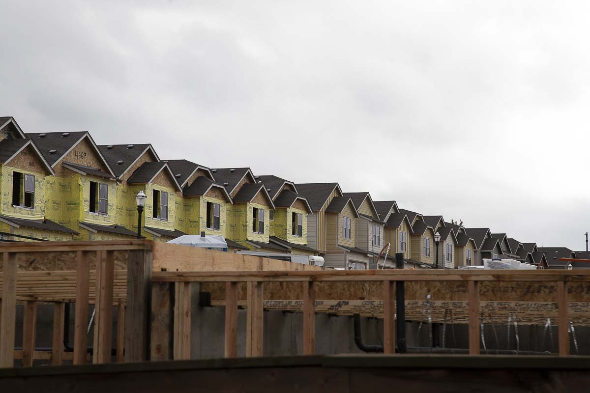 National Association of Home Builders Chief Economist Robert Dietz believes the housing industry is going to lead the economic recovery following the downturn created by the coronavirus shutdowns. Photo by Mike Schultz