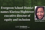 Evergreen School District names Klarissa Hightower executive director of equity and inclusion