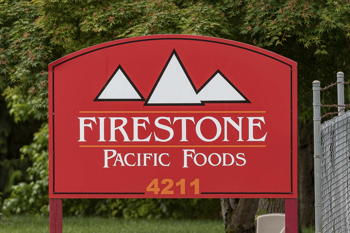 Nearly all of the COVID-19 cases at Firestone Pacific Foods in Vancouver involved someone who is Hispanic or Latino. Photo by Mike Schultz