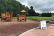 Battle Ground park playgrounds reopen