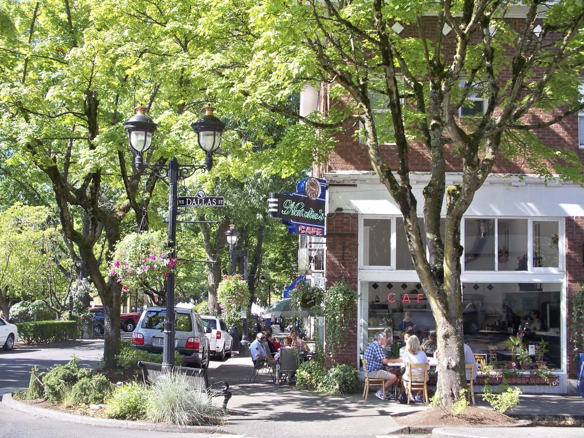 Supporting the efforts of the DCA helps support the downtown businesses and contributes to the overall health of the vital heart of Camas. Photo courtesy of Downtown Camas Association
