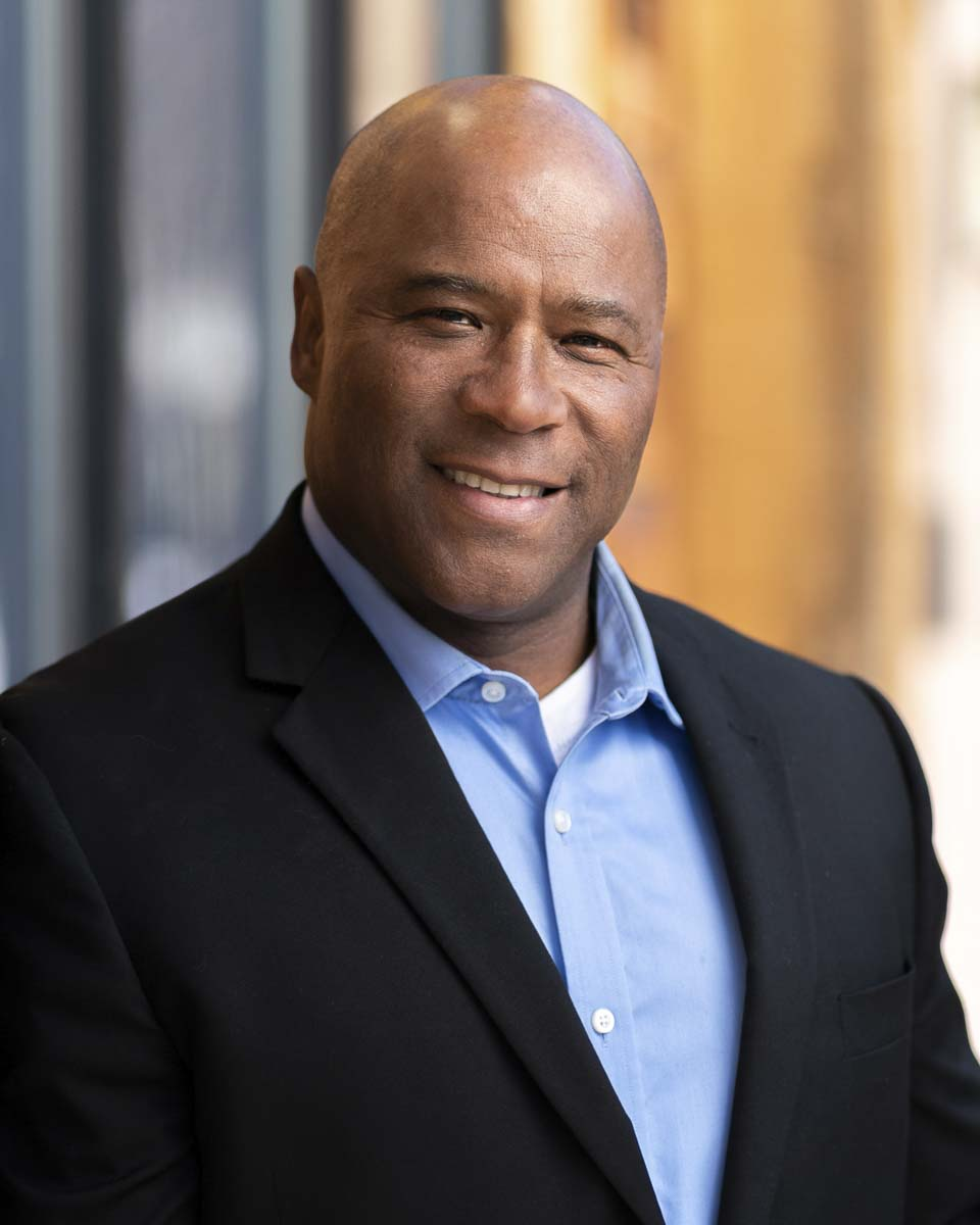 Rey Reynolds, a candidate for Washington State Senate, 49th District, offered his response to fears in the black community in regard to law enforcement. Reynolds has been a police officer in Vancouver for more than 20 years.
