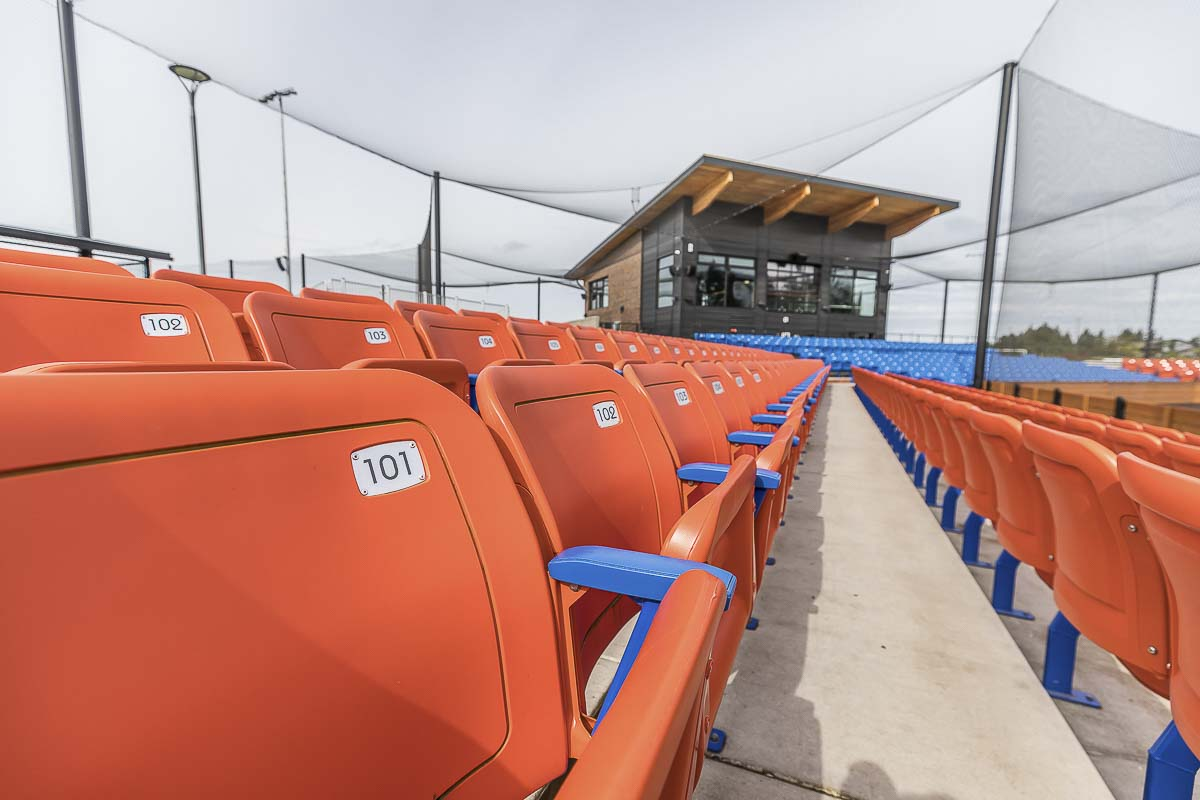 There will be no joy in Ridgefield this summer. Or, at least no baseball. The Ridgefield Raptors announced Friday that they are cancelling the 2020 season. The government's response to the pandemic left the team with no option but to look ahead to 2021. Photo by Mike Schultz