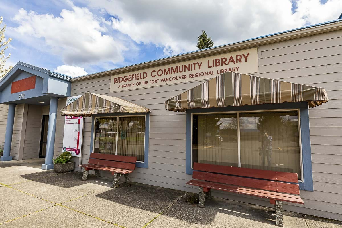 The Fort Vancouver Regional Library service area is more than 4,200 square miles and includes all of Clark County (except the city of Camas), all of Skamania and Klickitat counties, and the city of Woodland. Photo by Mike Schultz