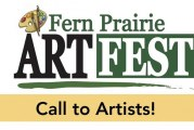 First ever Fern Prairie ART FEST slated for July 18-19