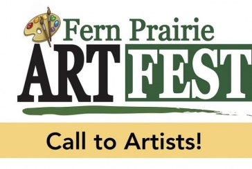 First ever Fern Prairie ART FEST slated for July 18-19