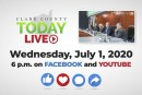WATCH: Clark County TODAY LIVE • Wednesday, July 1, 2020