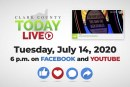 WATCH: Clark County TODAY LIVE • Tuesday, July 14, 2020