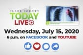 WATCH: Clark County TODAY LIVE • Wednesday, July 15, 2020