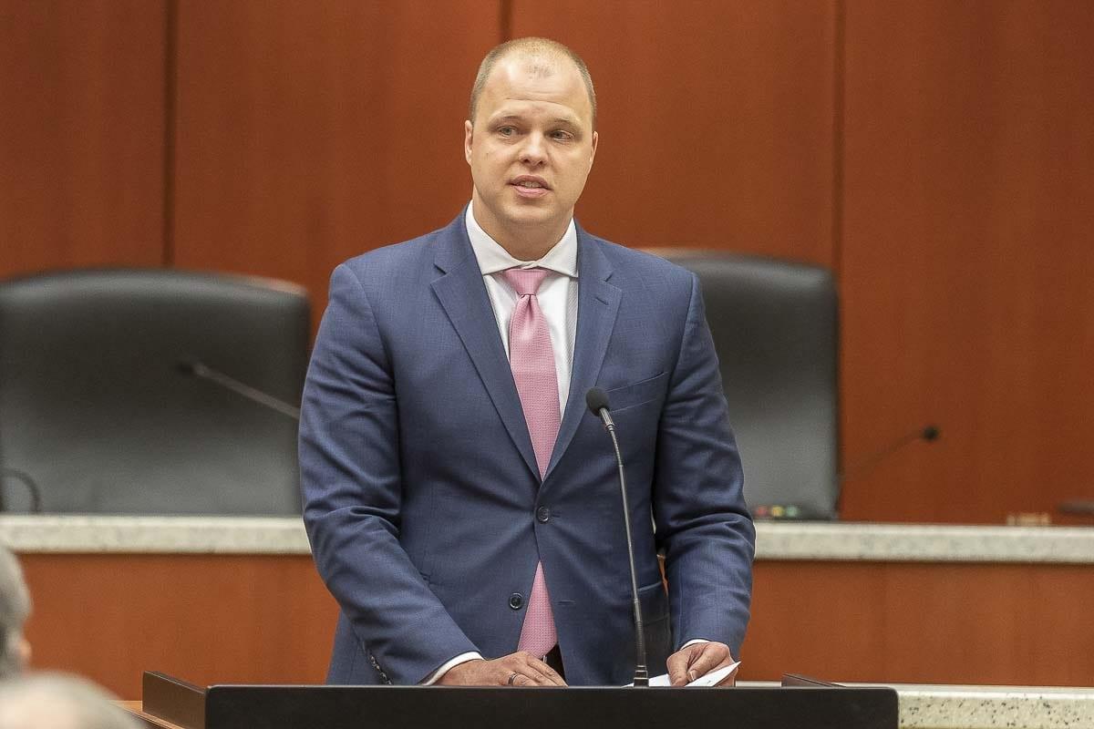 Councilor John Blom