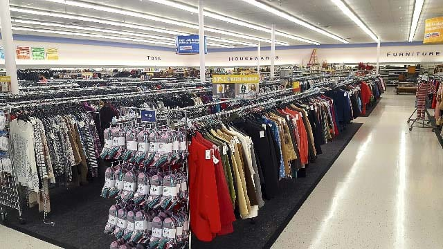 The Salmon Creek Goodwill retail location is fully stocked and ready to reopen on Thu., July 23. Photo courtesy Goodwill Industries of the Columbia-Willamette