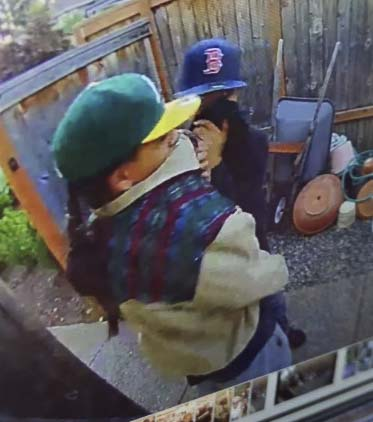 On July 1, at about 6:30 a.m., two males approached a 60-year-old man who was walking through his neighborhood in the 1300 block of NE 145th Avenue. One of the suspects produced a knife and they demanded items of value from the victim. Photo courtesy of Vancouver Police Department