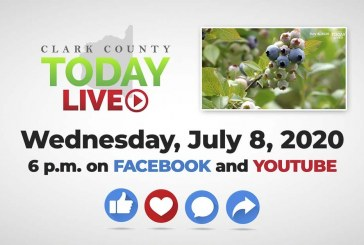 WATCH: Clark County TODAY LIVE • Wednesday, July 8, 2020