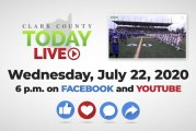 WATCH: Clark County TODAY LIVE • Wednesday, July 22, 2020