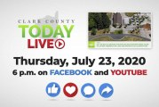 WATCH: Clark County TODAY LIVE • Thursday, July 23, 2020