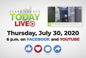 WATCH: Clark County TODAY LIVE • Thursday, July 30, 2020