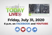 WATCH: Clark County TODAY LIVE • Friday, July 31, 2020