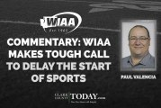 Commentary: WIAA makes tough call to delay the start of sports