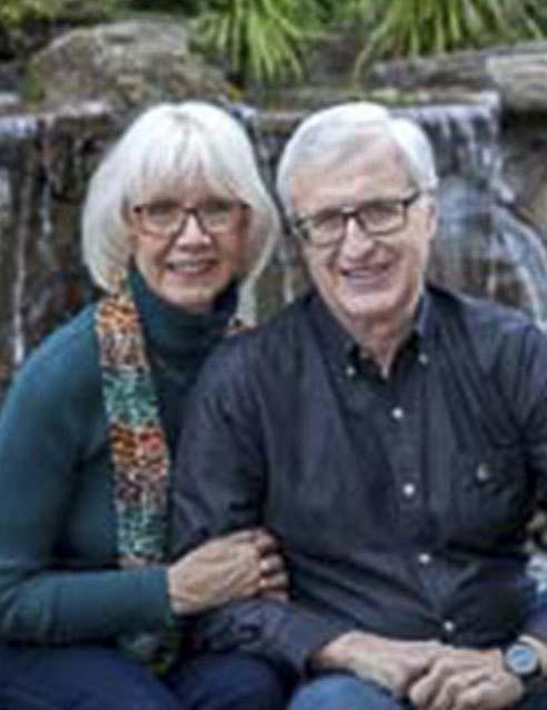Shirley and Jim Mozena