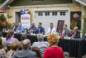 Republican candidates for governor square off in Camas