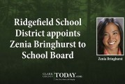 Ridgefield School District appoints Zenia Bringhurst to School Board