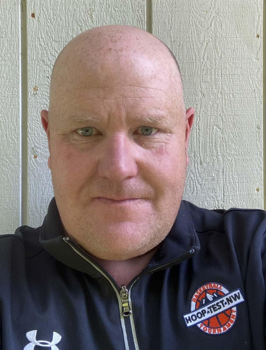 Scott Weaver has been hired as the boys basketball coach at Hockinson High School. Photo courtesy Scott Weaver
