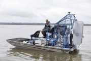 Planned treatment underway of Eurasian milfoil weed infestation at Vancouver Lake
