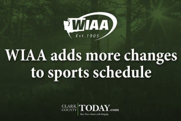 WIAA adds more changes to sports schedule