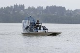 Friends of Vancouver Lake announces post-treatment survey results for Vancouver Lake's Eurasian watermilfoil weed