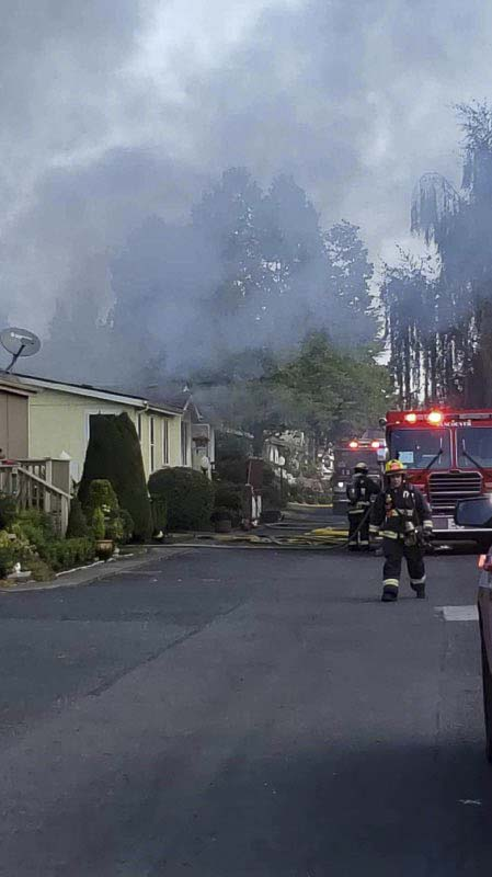 Photos courtesy of Vancouver Fire Department
