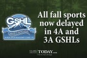 All fall sports now delayed in 4A and 3A GSHLs