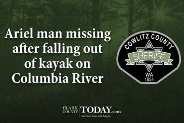 Body of missing Ariel man found in Columbia River