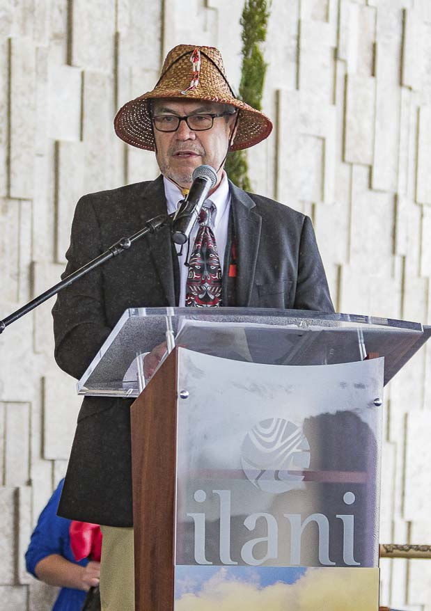 William Iyall resigned as general councilor chair and COO of the Cowlitz Indian Tribe. Iyall was chair for more than 12 years and instrumental in the opening of the ilani Casino. Photo by Mike Schultz