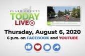 WATCH: Clark County TODAY LIVE • Thursday, August 6, 2020