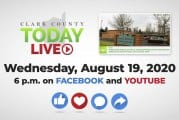 WATCH: Clark County TODAY LIVE • Wednesday, August 19, 2020
