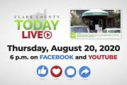 WATCH: Clark County TODAY LIVE • Thursday, August 20, 2020