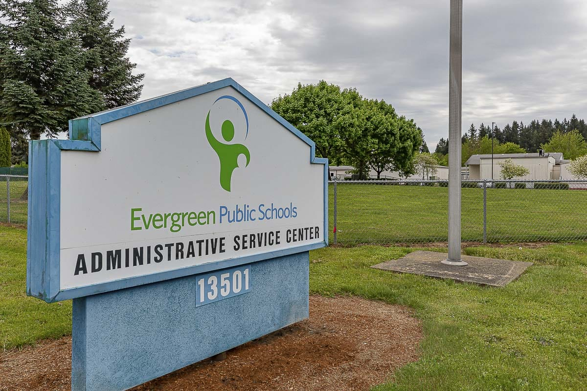Evergreen's School Board has mapped out several levels of recourse for reopening, with partial and full student capacity at all district facilities. Photo by Mike Schultz