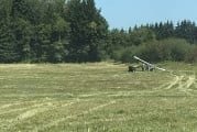Small plane crashes in Clark County-pilot walks away
