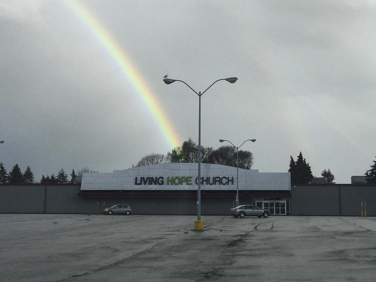 Living Hope Church is one of three Vancouver locations that will participate in a six-week series of family friendly Friday Night Flicks movie nights. File photo