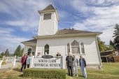 VIDEO: North Clark Historical Museum celebrates 110th anniversary by making history