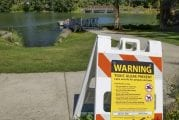 Area residents warned against ignoring warnings about water toxicity at Lacamas, Round lakes
