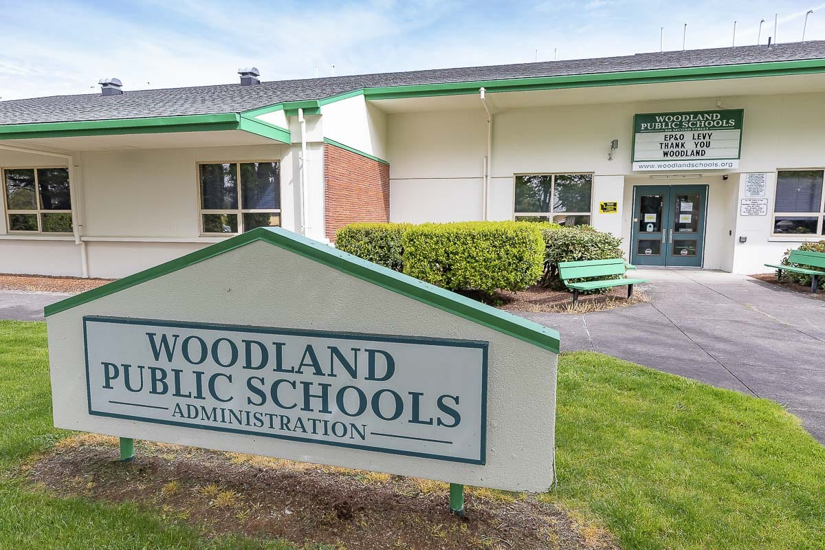 The Board of Directors of Woodland Public Schools voted to return to school during the 2020-2021 in Stage 1 of the district's reopening plan – Distance Learning for all students in grades K-12. Photo by Mike Schultz
