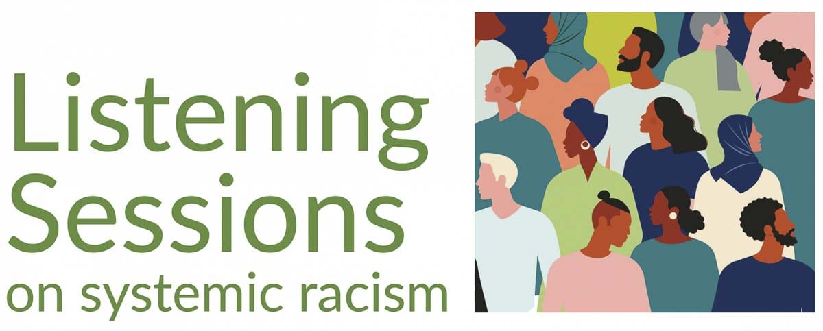 The Clark County Council held its first of three listening sessions on systemic racism on Friday. Image courtesy Clark County, WA
